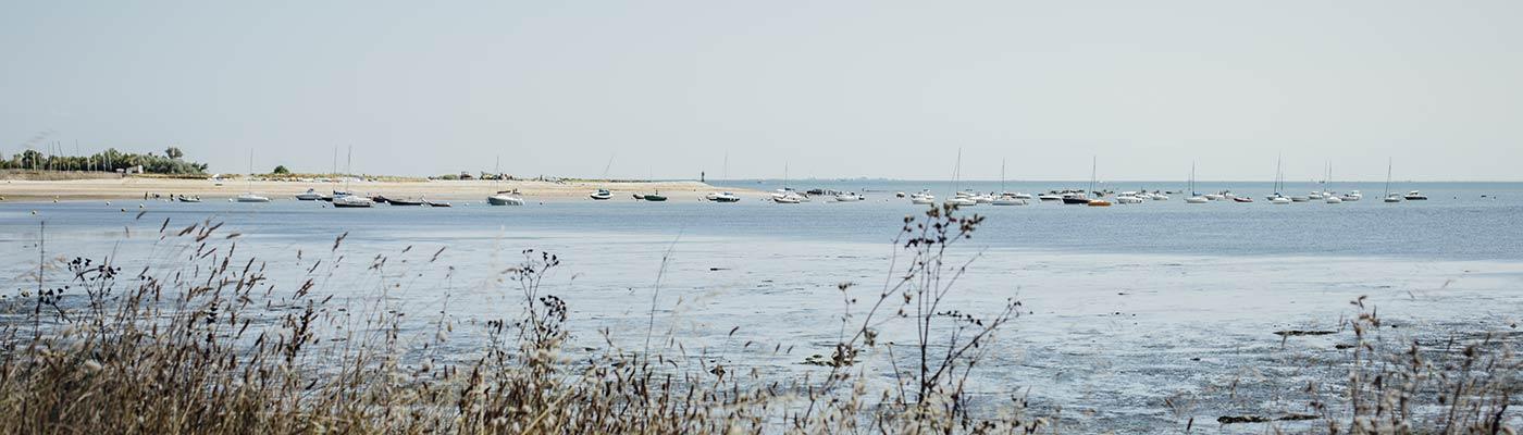 camping bord de mer il de ré