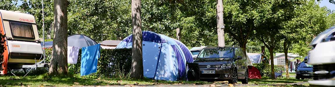camping le ph ile de réare